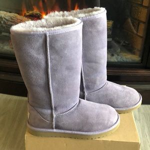 Lavender Classic Tall UGGS